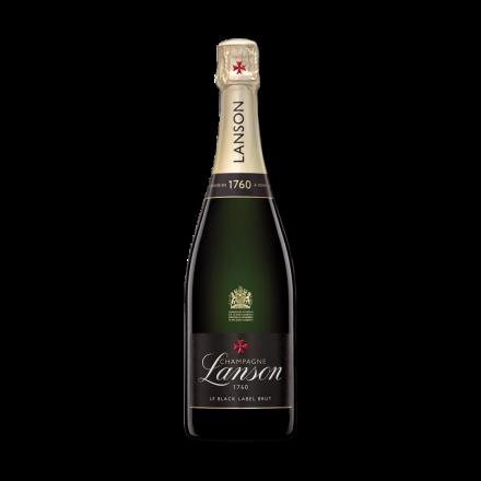 """Champagne Brut """"Black Label"""" AOC -Lanson"""