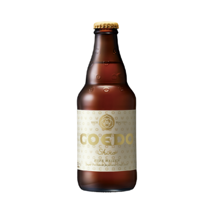 COEDO SHIRO- 33cl
