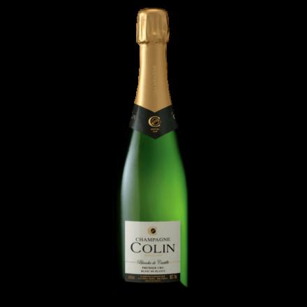 """Champagne Colin Brut  AOC """"Cuvée Alliance"""""""